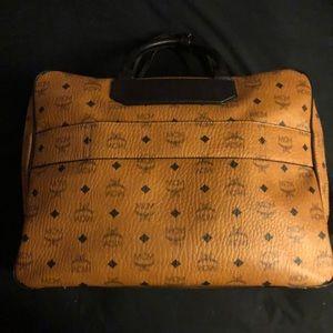 MCM travel/laptop bag